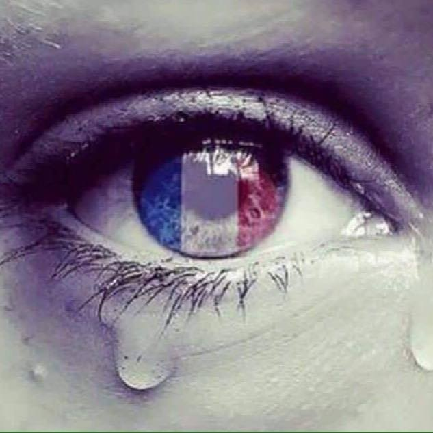 Crying for France